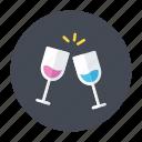 accomplish, cheers, congrats, congratulations, toast