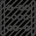 abacus, math