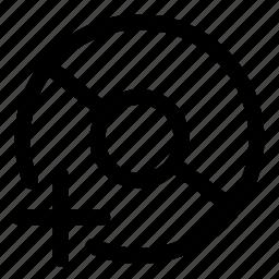 disc, new icon