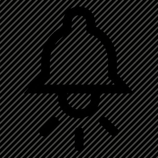 bell, ringing icon