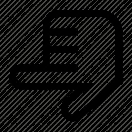 finger, forefinger, hand icon