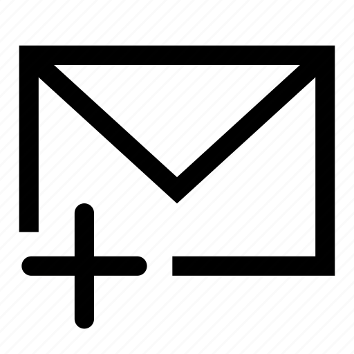 create, mail icon