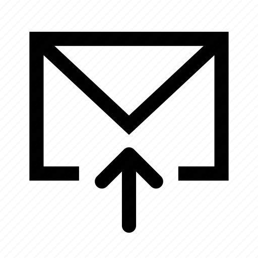mail, receive icon