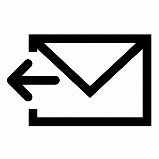 mail, send icon