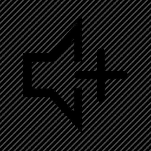 loud, sound icon