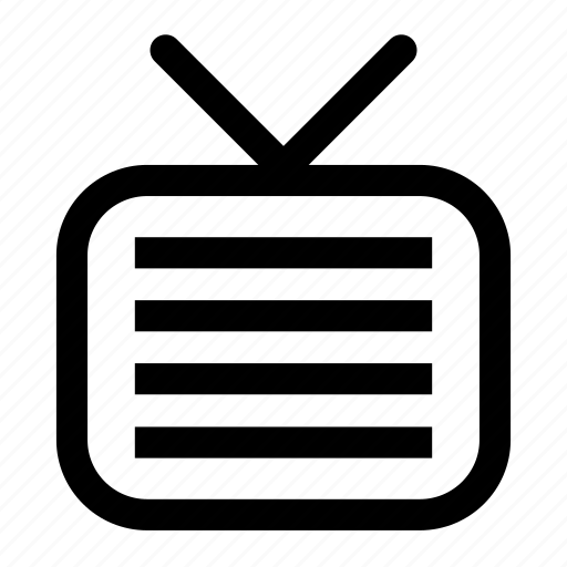channel, news icon