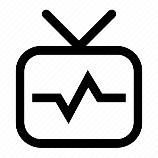 channel, noise icon