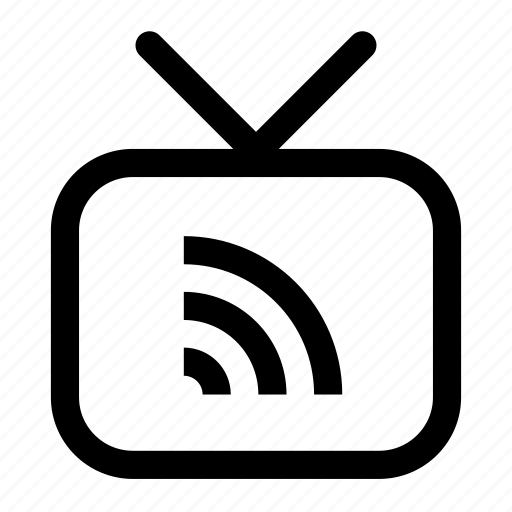 channel, rss icon