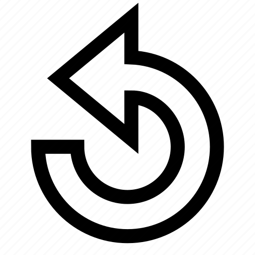 rotatem, undo icon