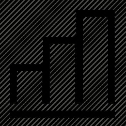 graph, statistics icon