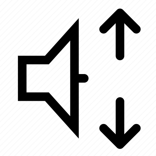 change, sound, speaker, volume icon