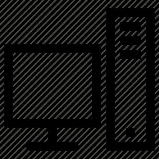 comp, computer icon