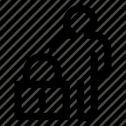 block, competitor icon