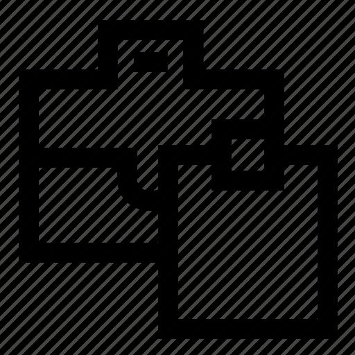 file, paste icon