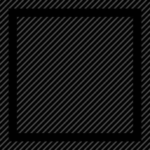 Shape, square icon - Download on Iconfinder on Iconfinder