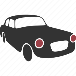 automobile, car, classic, sedan icon