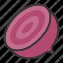 beetroot, food, healthy, vegan, vegetable, vegetarian icon