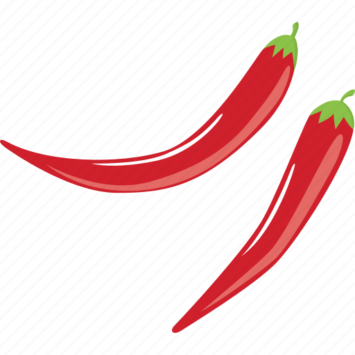 chili, cook, cooking, food, pepper, vegetable, vegetables icon