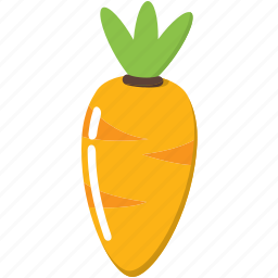 carrot, cook, cooking, restaurant, vegetable, vegetables icon