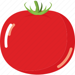 cooking, food, kitchen, restaurant, tomato, vegetable, vegetables icon