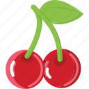 breakfast, cherry, cook, cooking, food, restaurant, vegetable icon