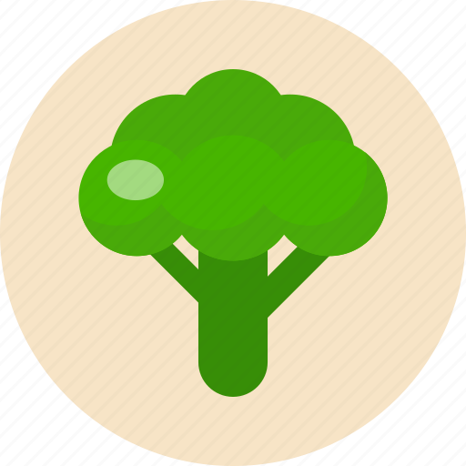 broccoli, food, food health, green, vegetable icon