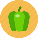 food, food health, green, pepper, vegetable