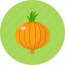 food, food health, onion, vegetable icon