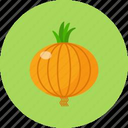 food, food health, onion, vegetable icon