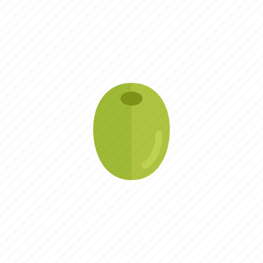colour, food, garden, green, oil, olive, vegetable icon