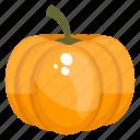 food, healthy food, pumpkin, ripe food, vegetable