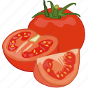 cooking, sauce, tomato, tomatoes, vegetable, veggie icon