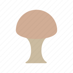 coloredbeans, mushroom icon