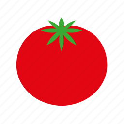 coloredbeans, cook, food, kitchen, red, tomato, vegetable, veggie icon