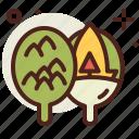 agriculture, artichoke, garden, vegetable icon