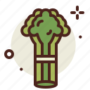 agriculture, celery, garden, vegetable icon