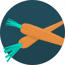carrot, cooking, food, kitchen, meal, plant, vegetable icon