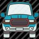 cruiser, squad, car, adventure