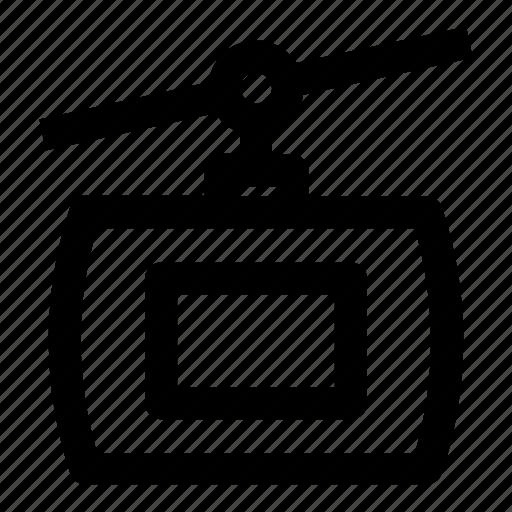elevator, gondola, lift, transport, transportation, travel, vehicle icon