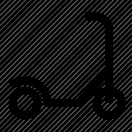 scooter, transport, transportation, travel, vehicle icon