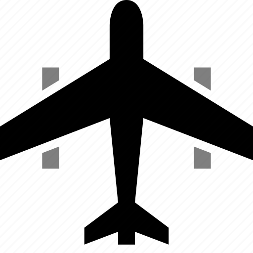 airplane, airport, fly, flying, plane, sign, transport icon