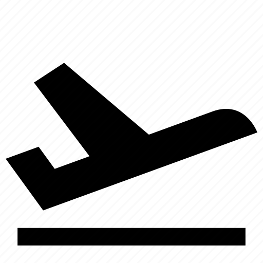 airplane, depart, departure, fly, plane, sign, transport icon