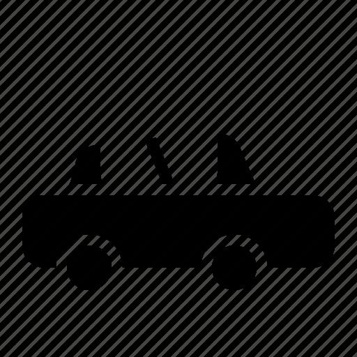 car, transportation, traveling, vehicle icon