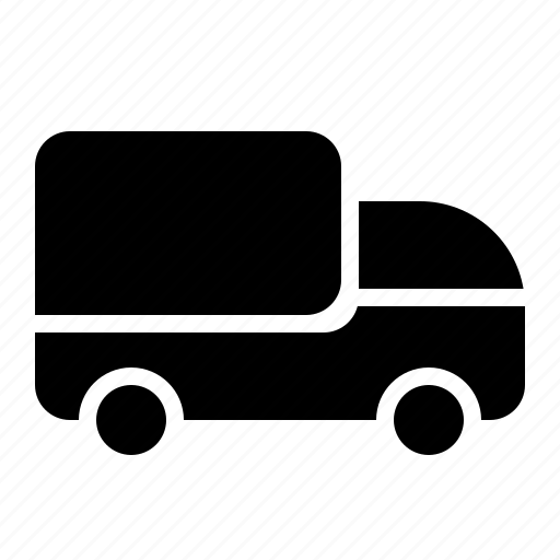 container, transportation, truck, vehicle icon