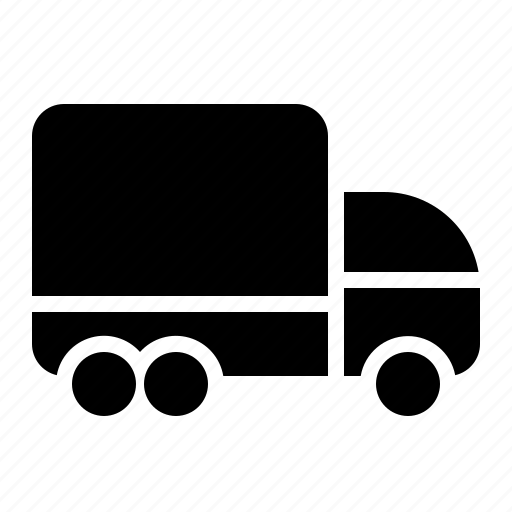 container, shipping, transportation, truck, vehicle icon
