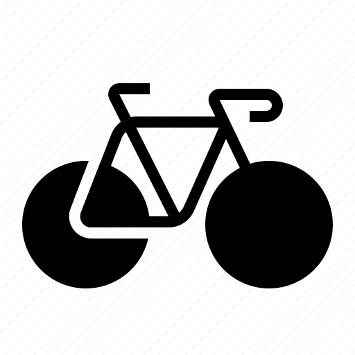 bicycle, health, transportation, vehicle icon