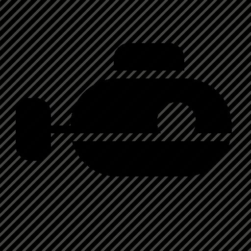 spy, submarine, transportation, vehicle icon