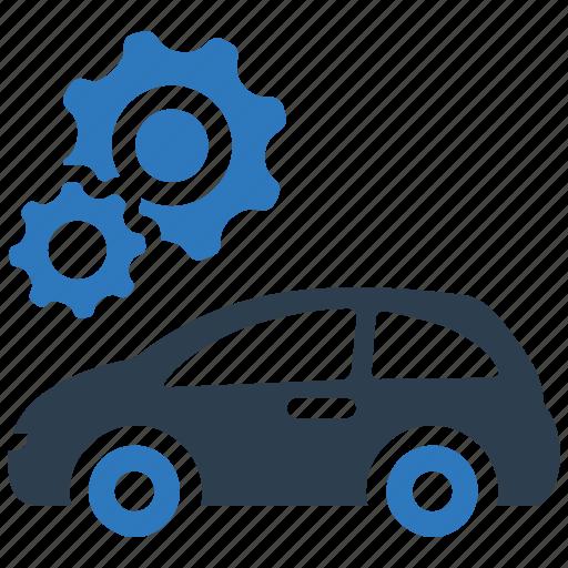 auto service, car repair, engine, fix, machine, mechanic, tools icon