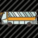 bus, coach, tourism, public, transportation