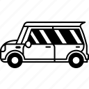 compact, car, hatchback, modern, automobile